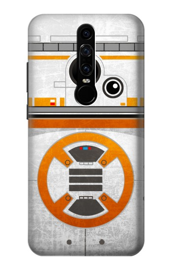 Printed BB-8 Rolling Droid Minimalist Huawei Mate RS Porsche Design Case