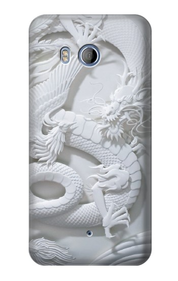 Printed Dragon Carving HTC Desire 530 Case