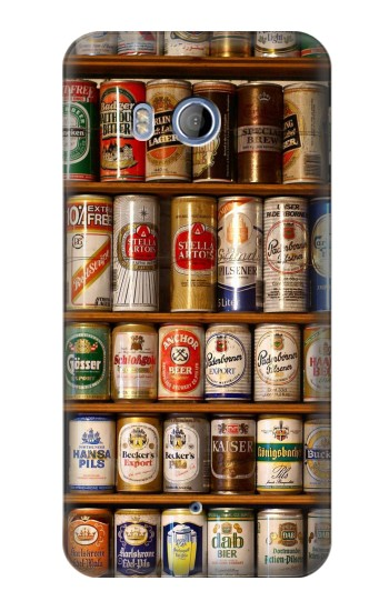 Printed Beer Cans Collection HTC Desire 530 Case