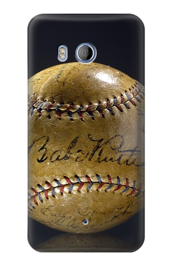 Printed Babe Ruth Baseball Autographed HTC Desire 530 Case