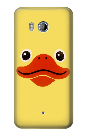 Printed Duck Face HTC Desire 530 Case