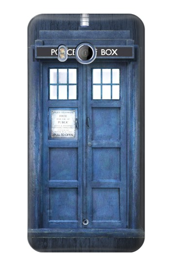 Printed Doctor Who Tardis HTC Desire 530 Case