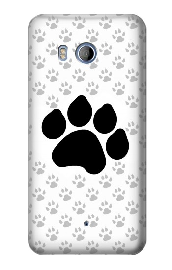 Printed Paw Foot Print HTC Desire 530 Case