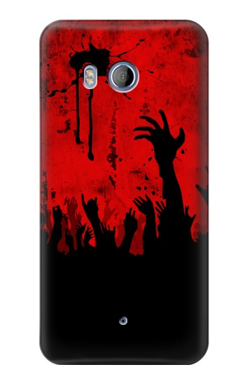 Printed Zombie Hands HTC Desire 530 Case