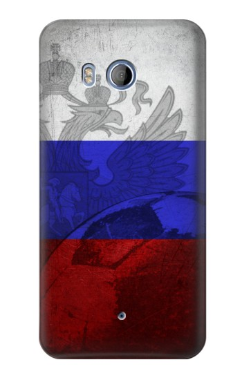 Printed Russia Football Flag HTC Desire 530 Case