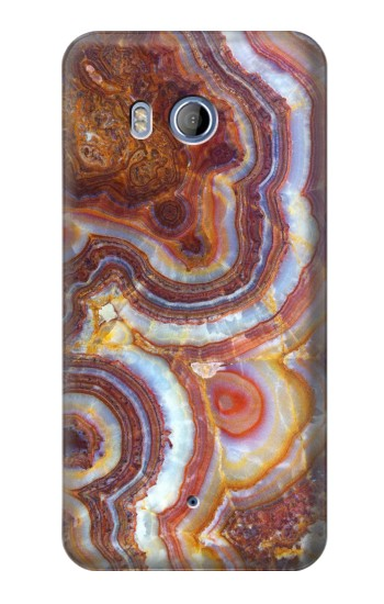 Printed Colored Marble Texture Printed HTC Desire 530 Case