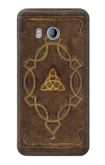 Printed Spell Book Cover HTC Desire 530 Case
