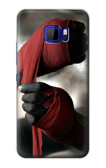 Printed Boxing Fighter HTC Desire 616 dual sim Case