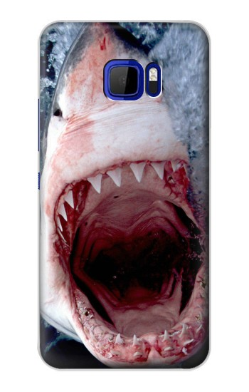 Printed Jaws Shark Mouth HTC Desire 616 dual sim Case