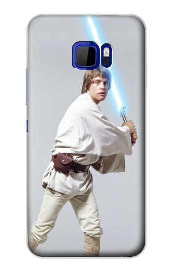 Printed Luke Skywalker Star Wars HTC Desire 616 dual sim Case