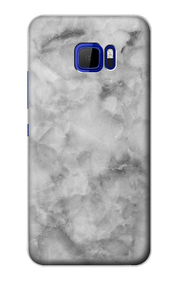 Printed Gray Marble Texture HTC Desire 616 dual sim Case