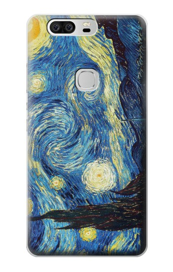 Printed Van Gogh Starry Nights Huawei Ascend G6 Case
