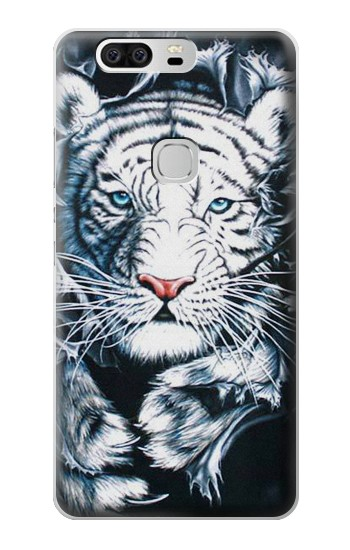 Printed White Tiger Huawei Ascend G6 Case