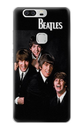 Printed The Beatles Huawei Ascend G6 Case