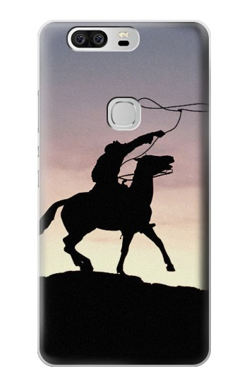 Printed Cowboy Huawei Ascend G6 Case
