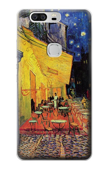 Printed Van Gogh Cafe Terrace Huawei Ascend G6 Case