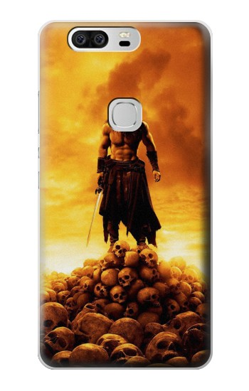 Printed Conan The Barbarian Huawei Ascend G6 Case