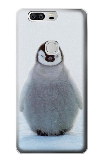 Printed Penguin Ice Huawei Ascend G6 Case