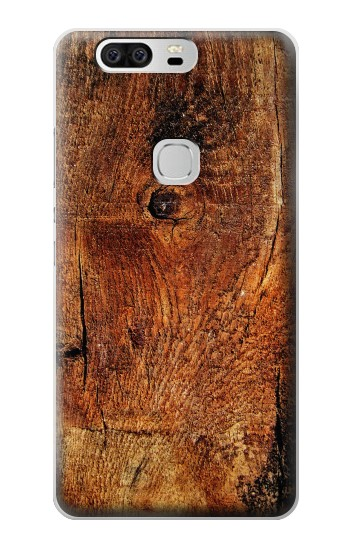 Printed Wood Skin Graphic Huawei Ascend G6 Case