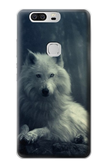 Printed White Wolf Huawei Ascend G6 Case