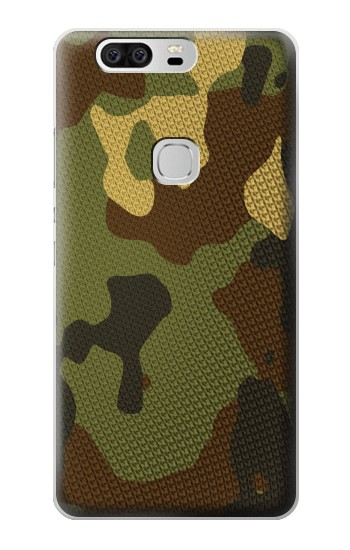 Printed Camo Camouflage Graphic Printed Huawei Ascend G6 Case