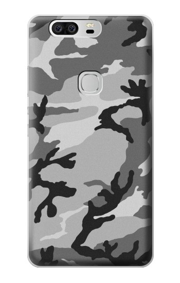 Printed Snow Camo Camouflage Graphic Printed Huawei Ascend G6 Case