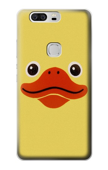 Printed Duck Face Huawei Ascend G6 Case