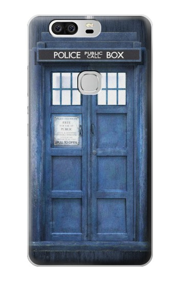 Printed Doctor Who Tardis Huawei Ascend G6 Case