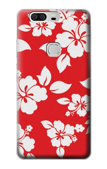 Printed Hawaiian Hibiscus Pattern Huawei Ascend G6 Case