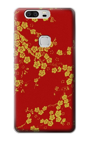 Printed Cherry Blossoms Chinese Silk Graphic Printed Huawei Ascend G6 Case