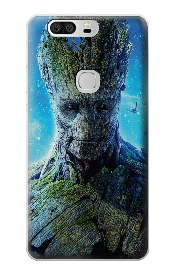 Printed Groot Guardians of the Galaxy Huawei Ascend G6 Case