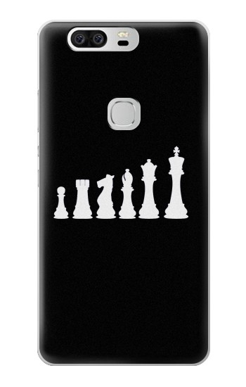 Printed Chess Pawn Rook Knight Bishop Queen King Huawei Ascend G6 Case