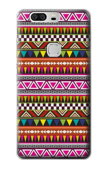 Printed Aztec Tribal Pattern Huawei Ascend G6 Case