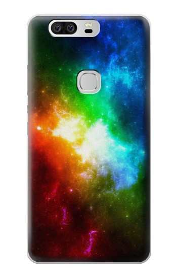 Printed Colorful Rainbow Space Galaxy Huawei Ascend G6 Case