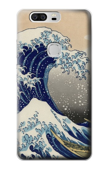 Printed Katsushika Hokusai The Great Wave off Kanagawa Huawei Ascend G6 Case