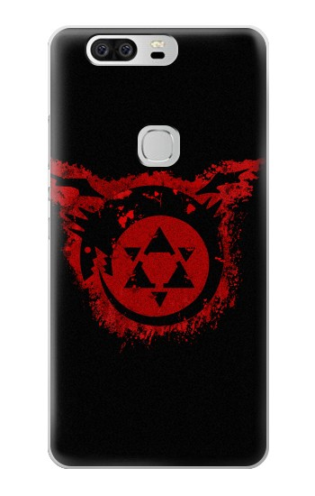 Printed Full Metal Alchemist Uroboros Tattoo Huawei Ascend G6 Case