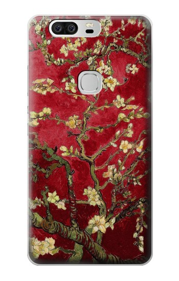 Printed Red Blossoming Almond Tree Van Gogh Huawei Ascend G6 Case