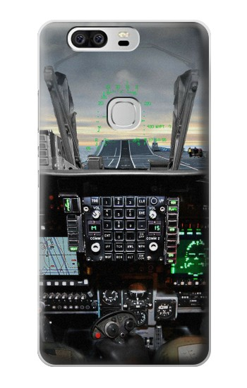 Printed Fighter Jet Aircraft Cockpit Huawei Ascend G6 Case