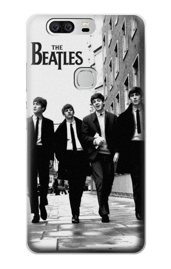 Printed The Beatles in London Huawei Ascend G6 Case