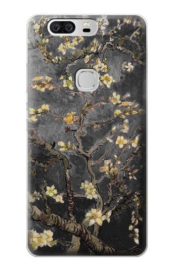 Printed Black Blossoming Almond Tree Van Gogh Huawei Ascend G6 Case