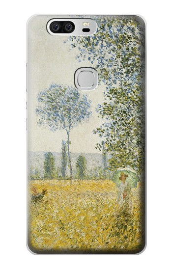 Printed Claude Monet Fields In Spring Huawei Ascend G6 Case