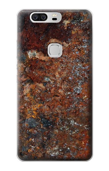 Printed Rust Steel Texture Huawei Ascend G6 Case