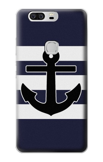 Printed Anchor Navy Huawei Ascend G6 Case