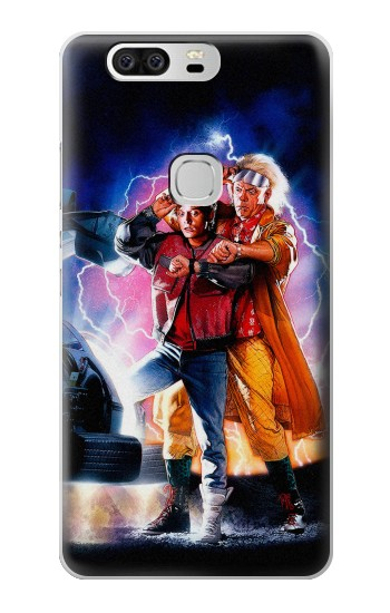 Printed Back to the Future Huawei Ascend G6 Case