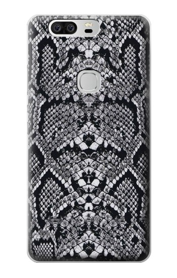 Printed White Rattle Snake Skin Huawei Ascend G6 Case