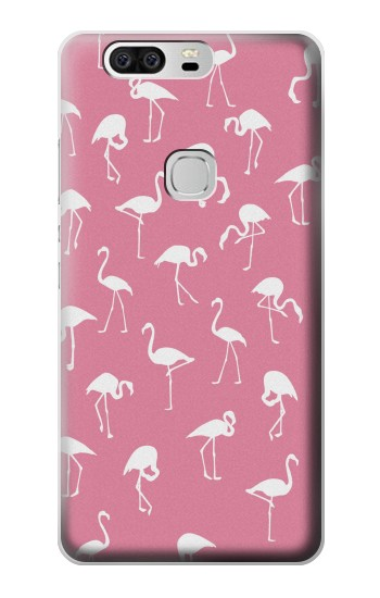 Printed Pink Flamingo Pattern Huawei Ascend G6 Case