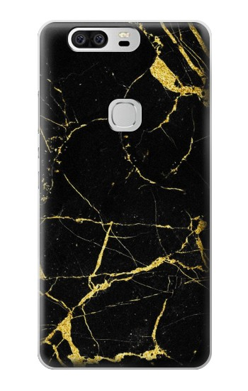 Printed Gold Marble Graphic Printed Huawei Ascend G6 Case