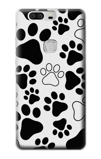 Printed Dog Paw Prints Huawei Ascend G6 Case