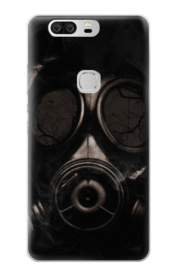 Printed Gas Mask Huawei Ascend G6 Case