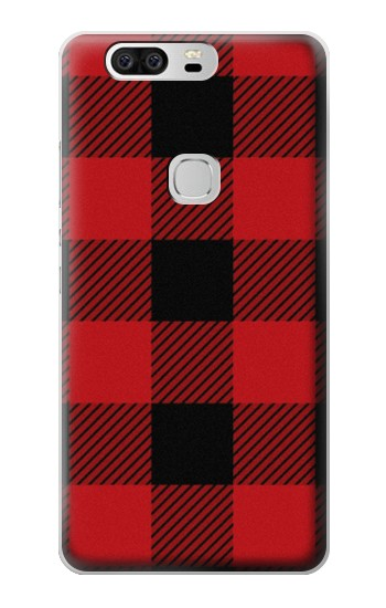 Printed Red Buffalo Check Pattern Huawei Ascend G6 Case